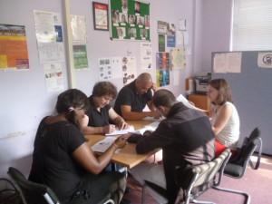 Portuguese ESOL class